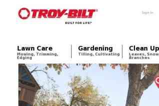 Troy Bilt reviews and complaints