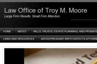 Troy M Moore reviews and complaints