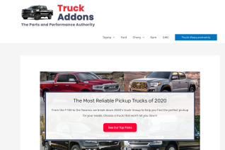 Truckaddons reviews and complaints
