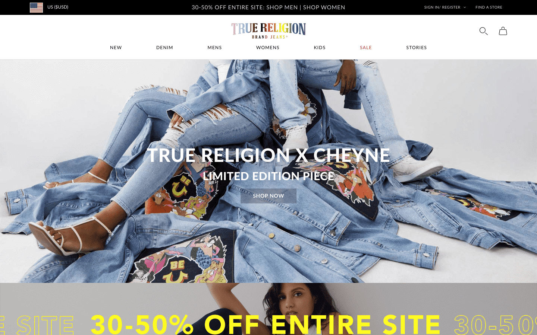True Religion reviews and complaints