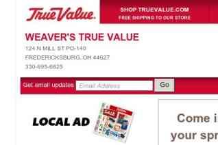 True Value reviews and complaints