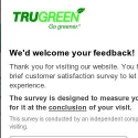 Trugreen reviews and complaints