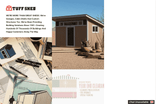 Tuff Shed reviews and complaints