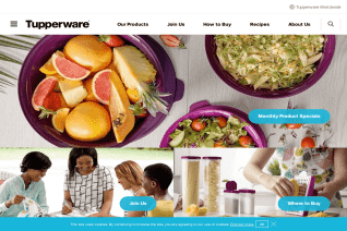 Tupperware Of Southern Africa reviews and complaints