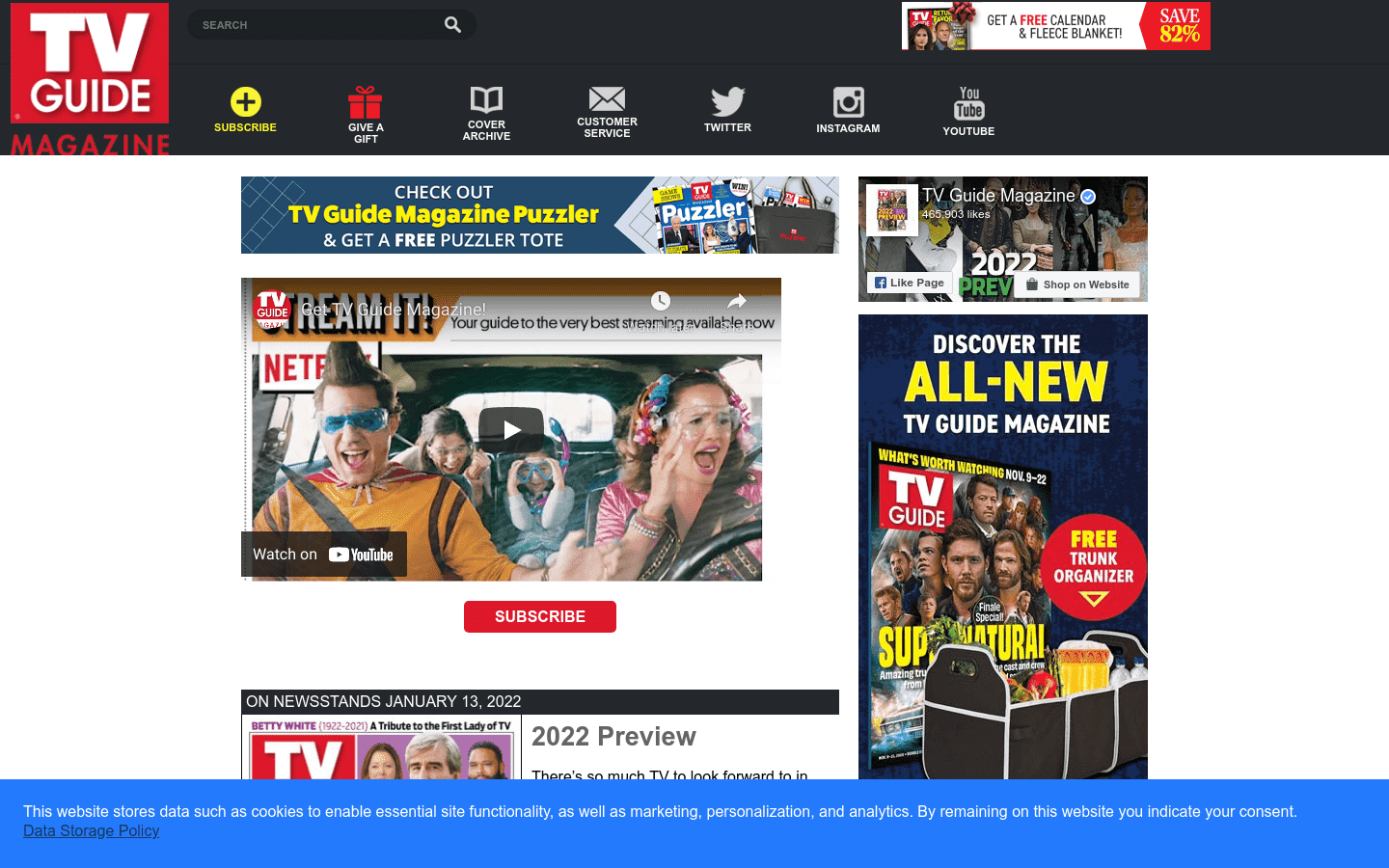 Tv Guide Magazine reviews and complaints