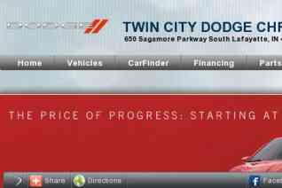 Twin City Dodge Chrysler reviews and complaints