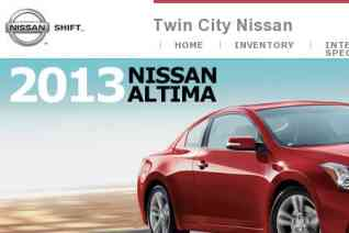 Twin City Nissan reviews and complaints