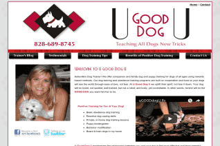 U Good Dog U reviews and complaints