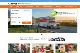 Uhaul reviews and complaints