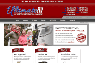 Ultimate RV reviews and complaints