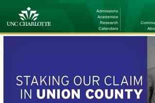 UNC Charlotte reviews and complaints