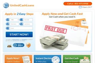 United Cash Loans reviews and complaints