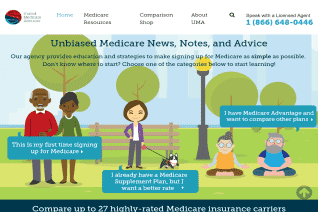 United Medicare Advisors reviews and complaints