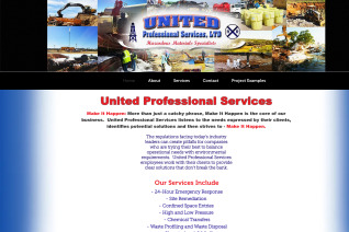 United Professional Services reviews and complaints