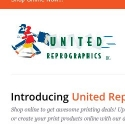 United Reprographics reviews and complaints