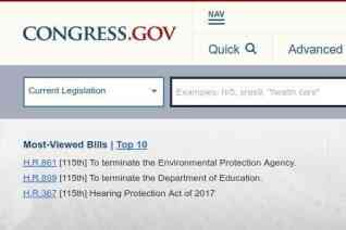 United States Congress reviews and complaints