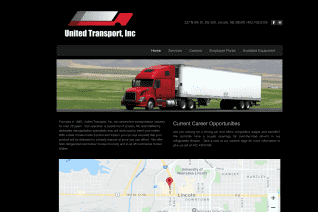 United Transport reviews and complaints