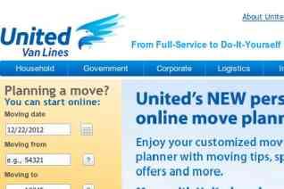 United Van Lines reviews and complaints