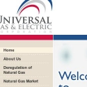 Universal Gas And Electric