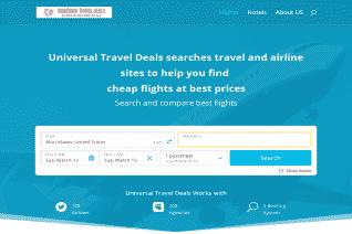 Universal Travel Deals reviews and complaints