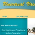 Universal Vacation Club