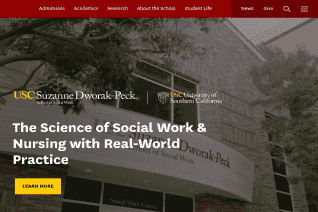 University of Southern California School of Social Work reviews and complaints