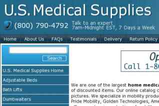 US Medical Supplies reviews and complaints