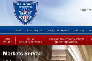 Us Security Associates reviews and complaints