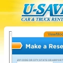 Usave Car And Truck Rental