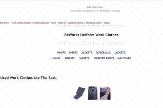 Usedworkclothes reviews and complaints