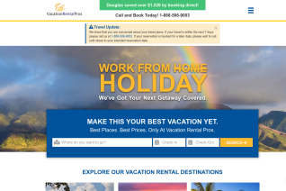 Vacation Rental Pros reviews and complaints