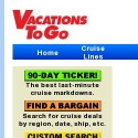 Vacations To Go reviews and complaints