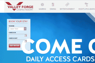 Valley Forge Casino Resort reviews and complaints