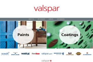 Valspar reviews and complaints