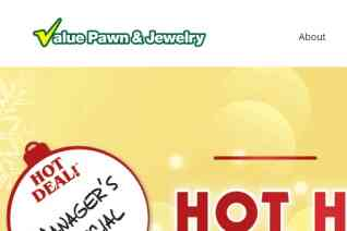 Value Pawn And Jewelry reviews and complaints