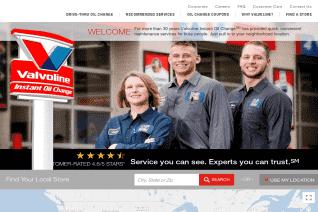 Valvoline Instant Oil Change reviews and complaints