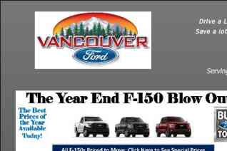Vancouver Ford reviews and complaints
