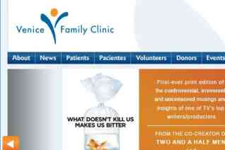 Venice Family Clinic reviews and complaints