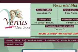 Venus Mini Med Spa reviews and complaints