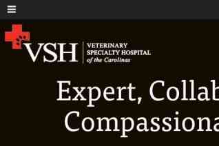Veterinary Specialty Hospital Of The Carolinas reviews and complaints