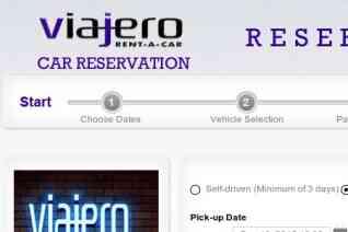 Viajero Rent A Car reviews and complaints