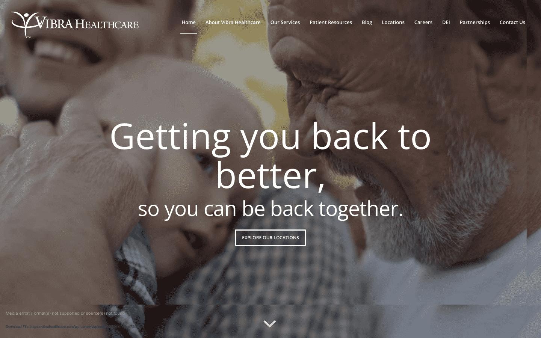 Vibra Healthcare reviews and complaints