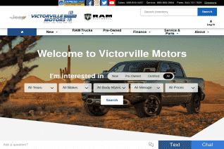 Victorville Motors reviews and complaints