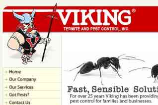 Viking Pest Control reviews and complaints