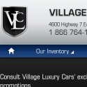 Village Luxury Cars