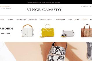 Vince Camuto reviews and complaints