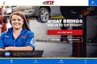 Vip Tires And Service reviews and complaints