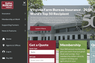 Virginia Farm Bureau reviews and complaints