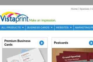 Vistaprint reviews and complaints