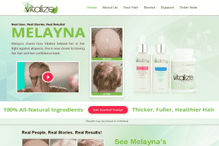 Vitalize Hair reviews and complaints